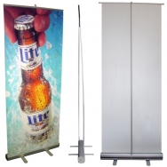 Banner Stand - EC1 (Economy Single Sided)