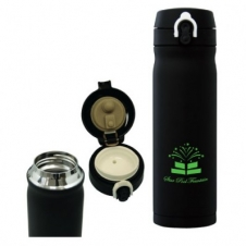 16 Oz. Flip Top Vacuum Flask