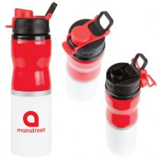 THE TRIATHLON WATER BOTTLE - 25OZ