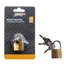 HARVEY TOOLS - CADENAS EN LAITON - 20 mm