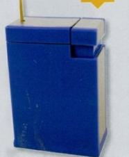 Custom Lighter Shaped Automatic Toothpick Dispenser (7-8 Weeks)