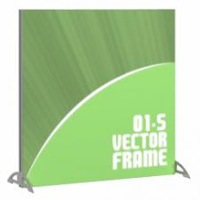 Vector Frames - 35 x 35w Square frame (01) - With OCS case