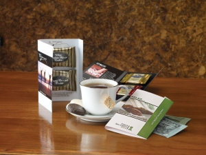 Calling Card w/ Stash Tea Assortment