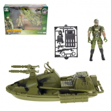 Kit Figurines Militaires - Motomarine