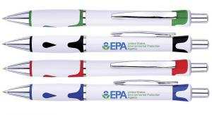 Campana Plastic pen #RushExpress72hrs