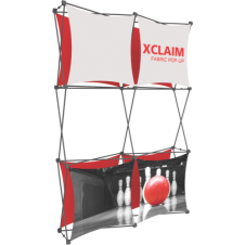 XCLAIM 5'W Full Height Kit 02
