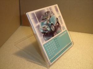 CD Calendar in a CD Case