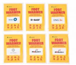Foot Warmers (Blank)