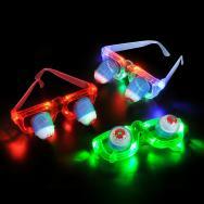 Light Up Pop Out Eyeglasses