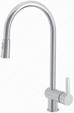 Blanco Kitchen Faucet - Rita - Stainless Steel