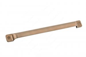Poignée transitionnelle en métal - 8716 - 320 mm - Champagne bronze