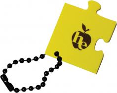 Foam Floating Key Tag - 2 Puzzle Piece