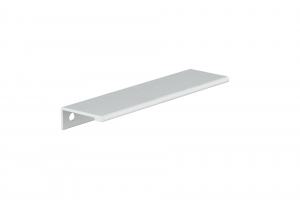 Contemporary Aluminum Edge Pull - 9898 - 192 mm - Aluminium