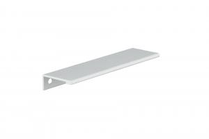 Poignée contemporaine pour rebord en aluminium - 9898 - 192 mm - Aluminium