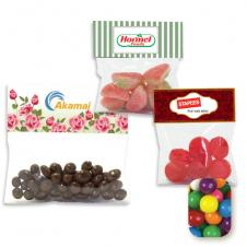 Large Header Bag Assorted Gumballs