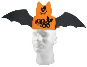 Adjustable Band Hat - Bat