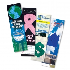 Seeded Paper Strip Bookmarkz - Ribbon