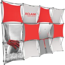 XCLAIM 10' Full Height Kit 04