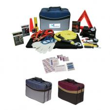 Road Rescue Automotive Safety Kit - 37 Pieces