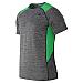 NEW BALANCE - MT61920 - T-Shirt - T-Shirt Technique - 100% Polyester - Vert - X-Large