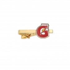 Tie Clip with Classic Photoart Lapel Pin ( 1 )