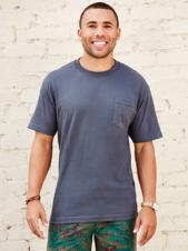 AlStyle - 1305 - Classic Collection - Adult Tee with Pocket - 100% Cotton