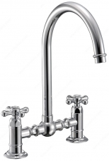 Riveo Kitchen Faucet - Brushed Nickel
