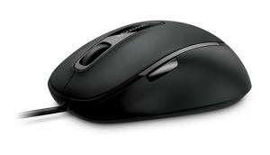 Microsoft - 4500 - Souris - USB - Noir