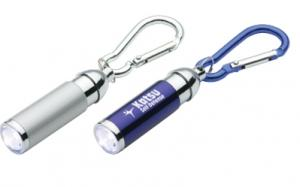 Carabiner Clip LED Flashlight