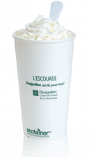 Biodegradable Paper Cups - 20 oz.