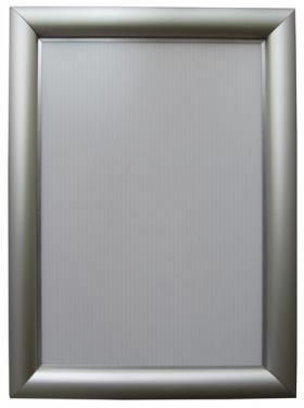 Snap Frame Aluminium 812 X 11 Impression911com