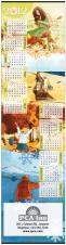Panel Calendars - FOUR SEASONS
