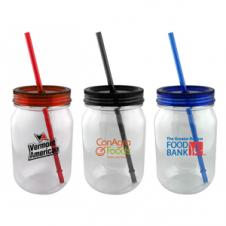 The Mason Jar 24 Oz. Tumbler (50 Day Direct Import)