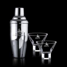 3pc Martini Set - Connoisseur/Palmer