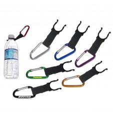 Water Bottle Holder with 8 Cm Carabiner