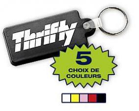 Flexible key-rings, Rectangle