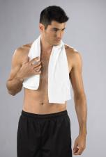 Soleil de nuit - 151 - Exercise Towel - 11 x 42 - 100% cotton
