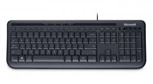 Microsoft - 600 - Clavier USB - Français (Canada) - Noir