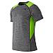NEW BALANCE - MT61920 - T-Shirt - T-Shirt Technique - 100% Polyester - Lumie?re - Large