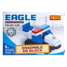 Ensemble de blocs - Auto de police - 18 pièces
