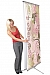 Dash 2 (Mini) DSH-M-2 - 31.5 x 78.5 - Telescopic Non-retractable Banner Stand - w. Bag