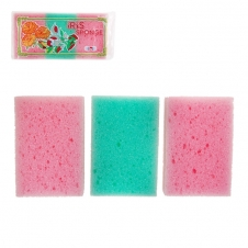 BATH SPONGE - SET OF 3