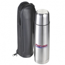 16 Oz. Companion Stainless Steel Flask