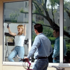 Window Films - One-Way Mirror Films - Exterior application mirror - MIR 500X - Silver