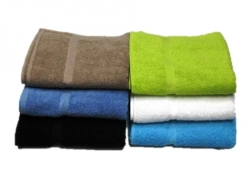 Premium Terry Bath Towels - Colors (27x52)