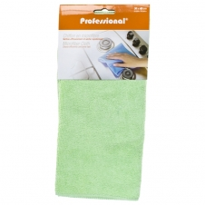 PROFESSIONAL - MICROFIBER CLOTH - GREEN