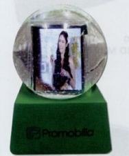 Video Water Globe