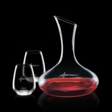 Cimmaron & 2 Stemless Wine