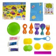 Toy Dough Play Set - Outdoors