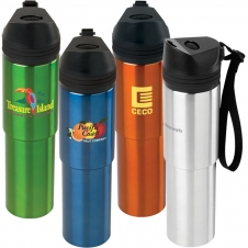 20 oz Tower Vacuum Water Bottle